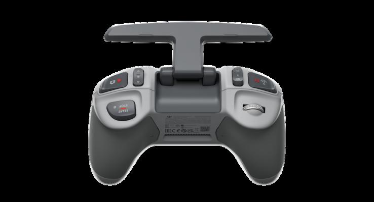 Bộ điều khiển tối giản trên FPV Drone  .
