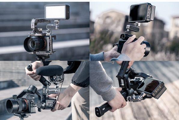magic-arm-pgytech-khop-noi-khuyu-camera-vơi-cac-linh-kiện-quay-phim-chụp-anh-1
