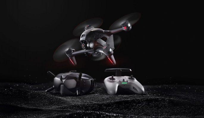 đánh-giá-thiết-kế-DJI-FPV-Drone