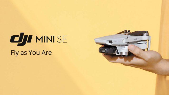 DJI-Mini-SE-New-version